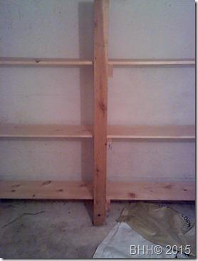 Cellar Shelves