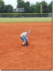 E ground ball first practice