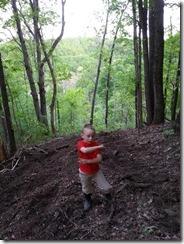 E hiking