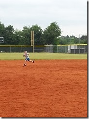 E running first practice
