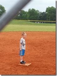 E third base first practice